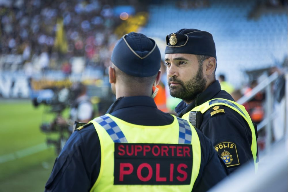 Supporterpoliser.